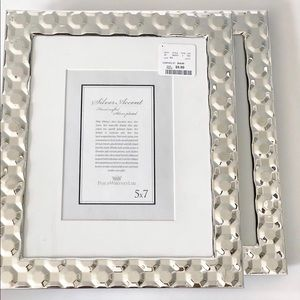 Two photo frames